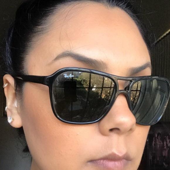 Sunglasses Ban Ray Cat Square Vintage PXZOTkiu
